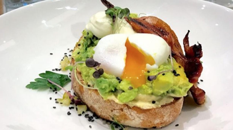 Breakfast Cafes Perth Cbd