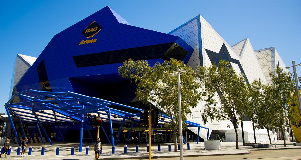 restaurants near Perth Arena