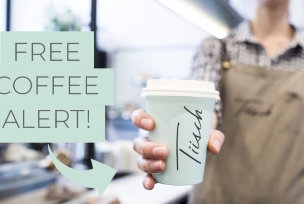 Best coffee in Perth. For free.