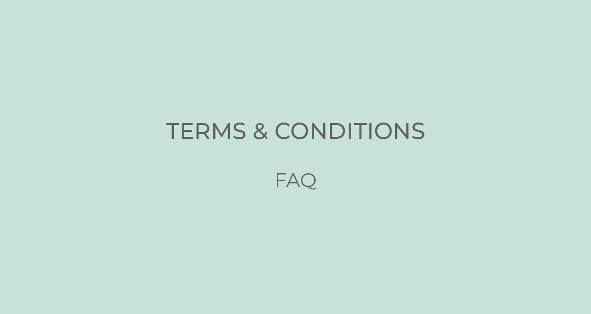 Tiisch terms and conditions